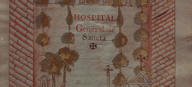 Antiguo Hospital de la Santa Creu