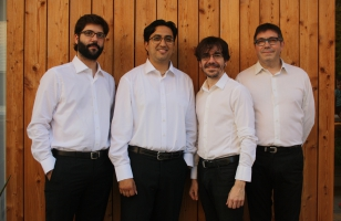 Classicjazz Quartet Recinte Modernista